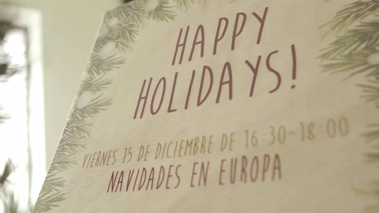 Navidades en Europa