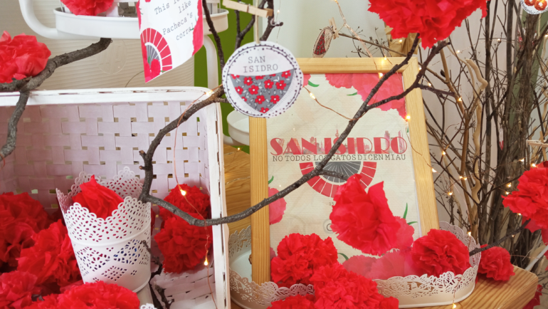 ¡Feliz San Isidro!